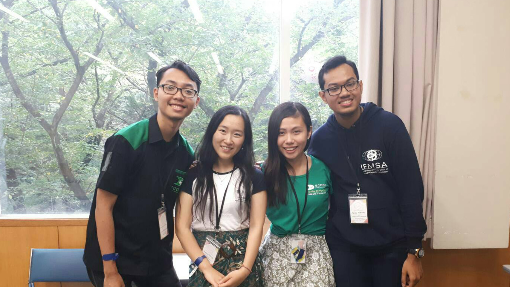 SCORP Session – IFMSA Asia Pacific Regional Meeting 2017 Japan