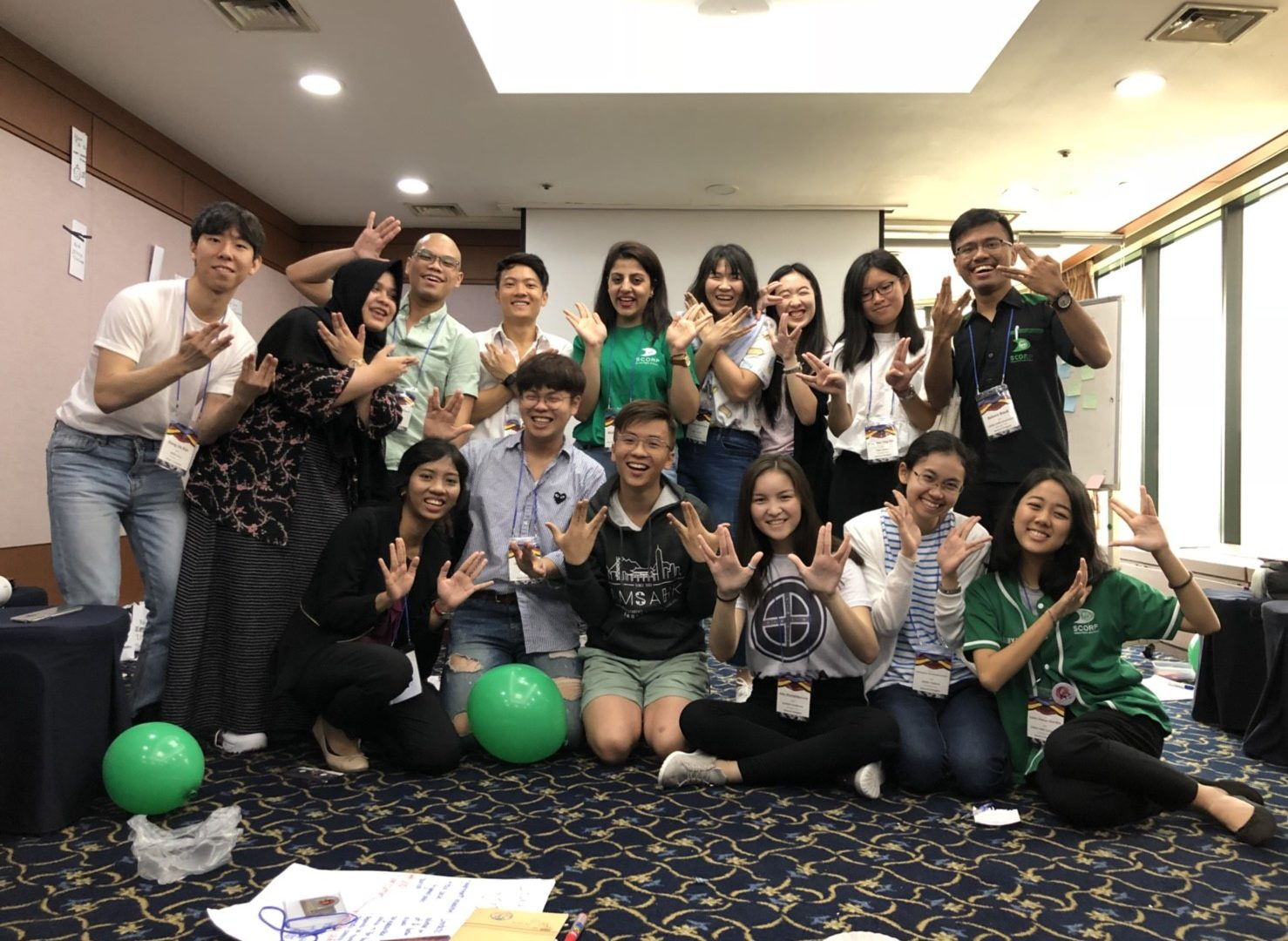 Asia Pacific Regional Meeting (APRM) : To Make Words a Reality 2018 – Korea