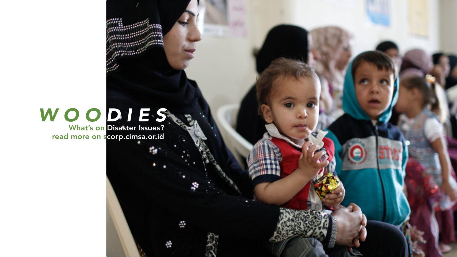 WOODIES – Refugees Health