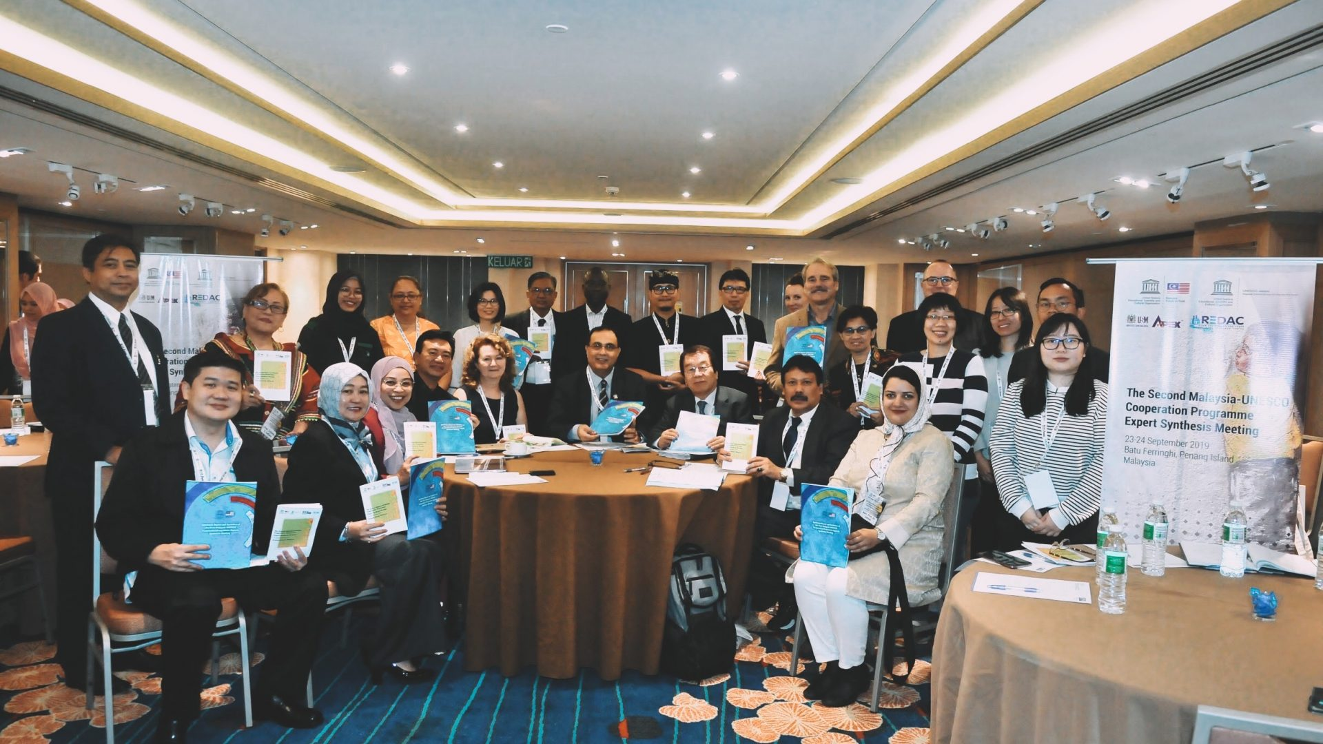 The Second Malaysia-UNESCO Cooperation Programme (MUCP) Expert Synthesis Meeting